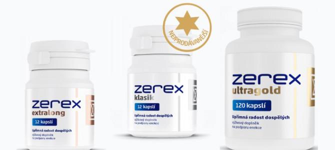ZEREX – recenze, zkušenosti a složení