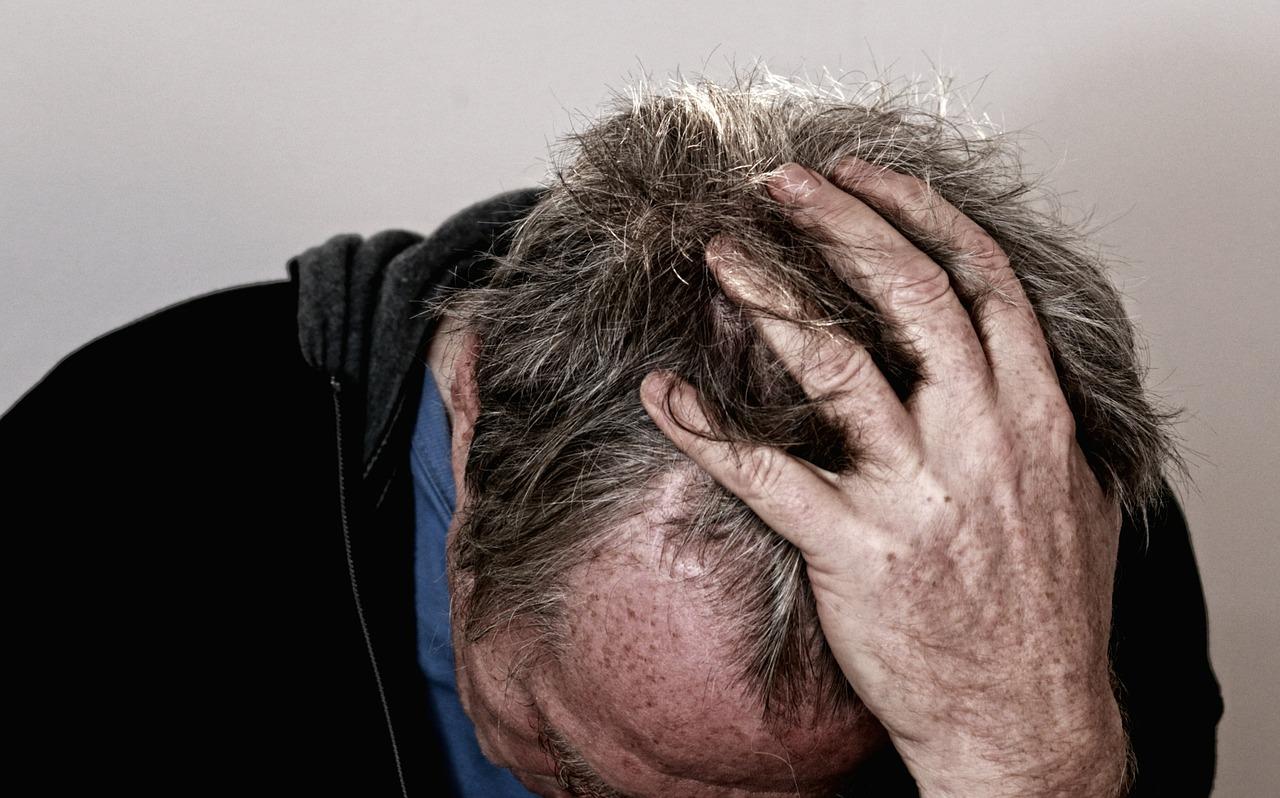 Psychologické problémy jsou nejčastějším spouštěčem impotence.
