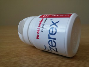 Zerex je přírodní alternativou Viagry, ačkoli obsahuje sildenafil